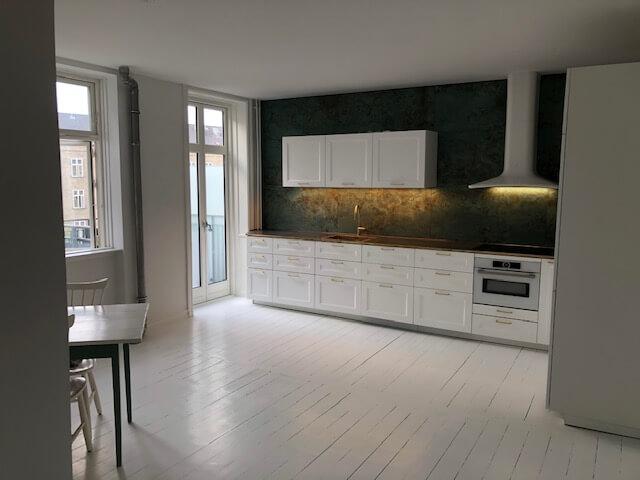 Nyt Ikea køkken